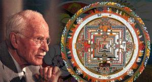 Photo of Jung and Mandala