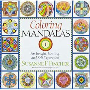 Susanne fincher Coloring Mandalas Coloring Book