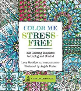 Mucklow and Porter Color Me Stress Free