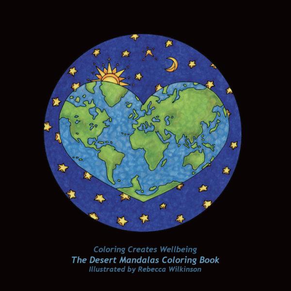 The Desert Mandalas Coloring Book